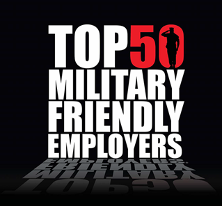 Military-Friendly Employer